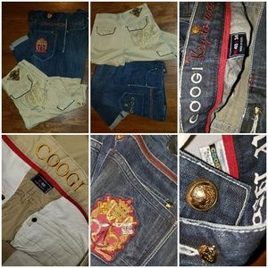 COOGI Jeans &Shorts